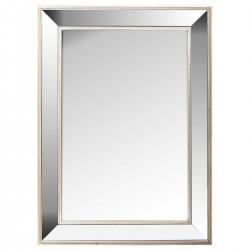 Miroir biseauté 112X82cm TAJMAL