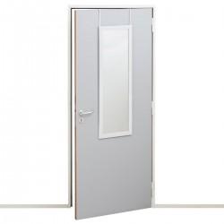 Miroir de porte 110X36cm CLASS - Blanc