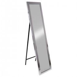 Miroir sur pied 157X37cm CLASS - Argenté