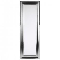 Miroir avec moulure 170X61cm - Argenté
