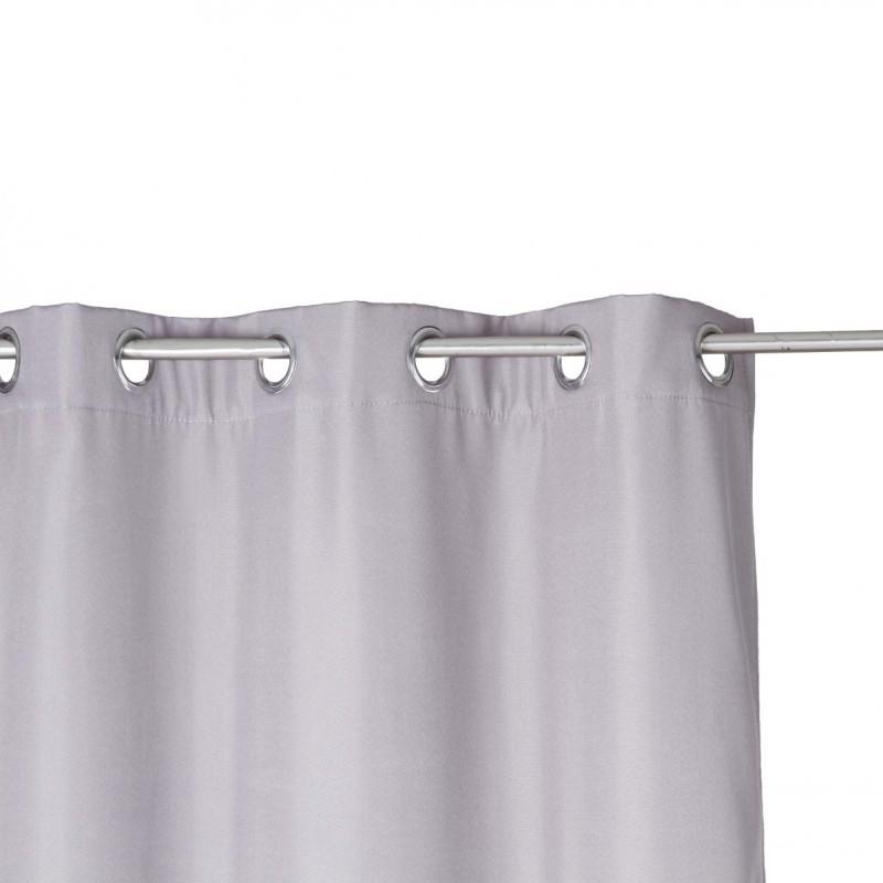 Rideau violet et gris perfect chambre violet et argent for Chambre violet et gris perle