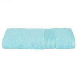 Serviette de toilette 450g/m² 90X50cm - Bleu aqua