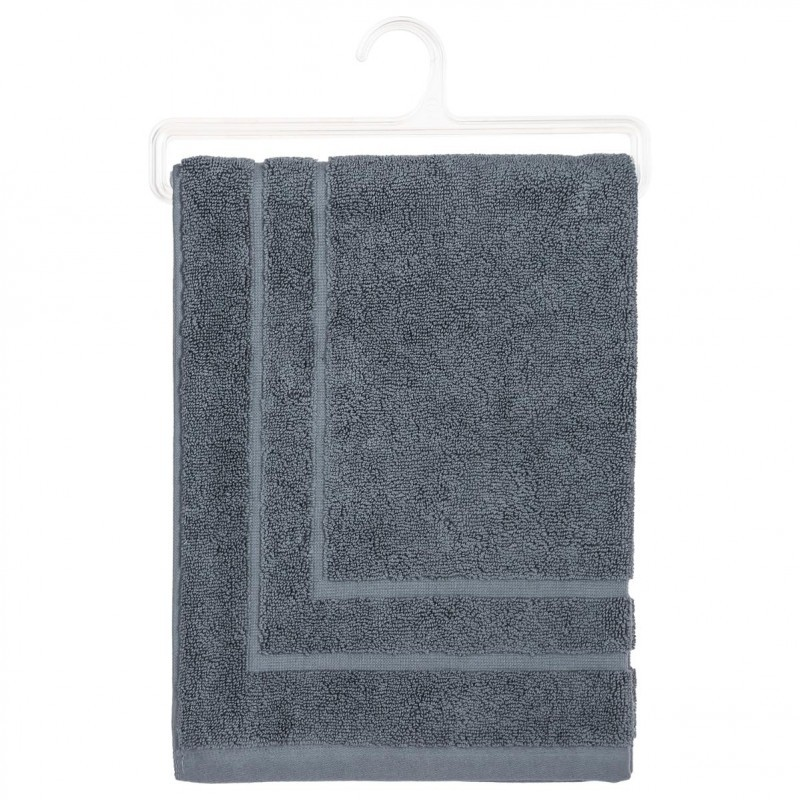 tapis de bain 50x70cm gris fonc veo shop. Black Bedroom Furniture Sets. Home Design Ideas