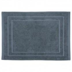 Tapis de bain 50X70cm - Gris foncé