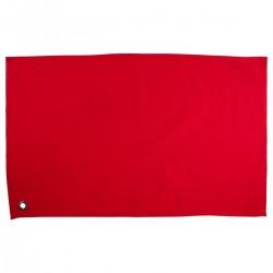 Lot de 2 torchons en coton 45X70cm - Rouge