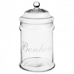 Bonbonnière en verre BONBONS H25,5cm