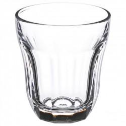 Lot de 6 verres à thé baroque 10cL