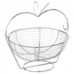 Corbeille à fruits en pomme 35cm
