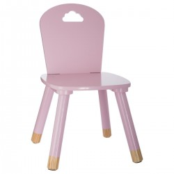 Chaise DOUCEUR - Rose