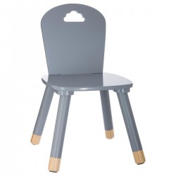Chaise DOUCEUR - Gris
