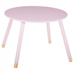 Table D60cm DOUCEUR - Rose