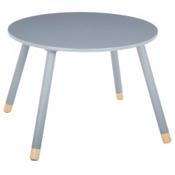 Table D60cm DOUCEUR - Gris