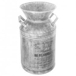 Pot de lait déco H37 SPRING GARDEN
