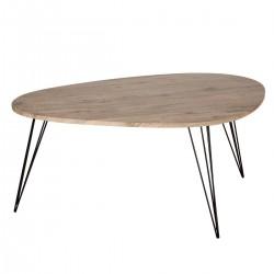 Table basse petit modèle NEILE - Bois