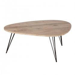 Table basse grand modèle NEILE - Bois