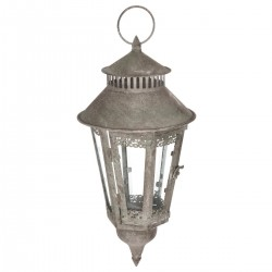 Lanterne à suspendre H42cm SPRING GARDEN