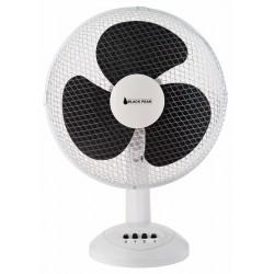 Ventilateur à poser sur table D30cm BLACK PEAR - Blanc
