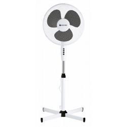 Ventilateur sur pied D40cm BLACK PEAR - Blanc