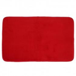 Tapis de chambre en velours 50X80cm - Rouge