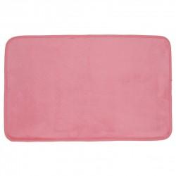 Tapis de chambre en velours 50X80cm - Rose clair