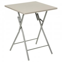 Table pliante BASIC - Taupe