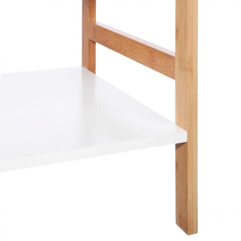 Tagre salle de bain bambou angle de salle de bain niveaux for Meuble de salle de bain en bambou pas cher