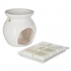Brûle parfum et cire 30g - Vanille
