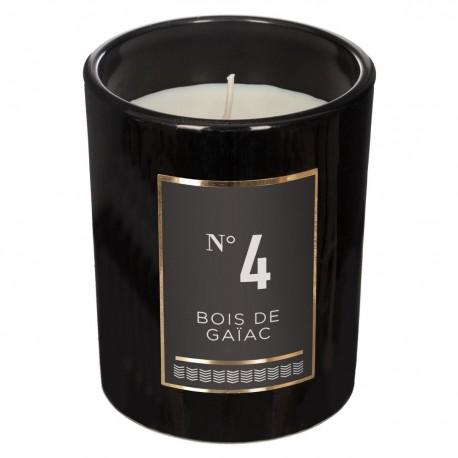 Bougie parfumée en verre 210g SPIRITUAL HOME - Bois de gaïac