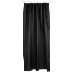 Rideau de douche 180X200cm - Noir