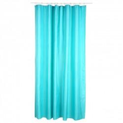 Rideau de douche 180X200cm - Turquoise