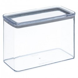 Boîte rectangle 2L ESKE - Transparent