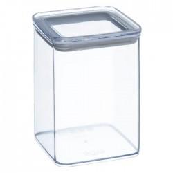 Boîte carrée 1L ESKE - Transparent