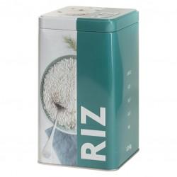 Boîtes à riz RELIEF3 - Bleu