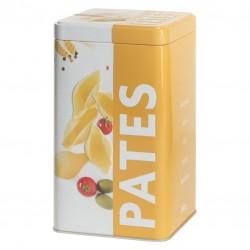 Boîtes à pâtes RELIEF3 - Jaune