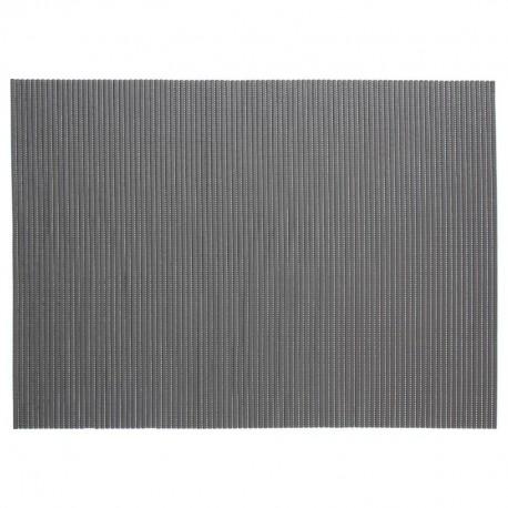 Tapis de salle de bain en mousse 65X90cm - Gris
