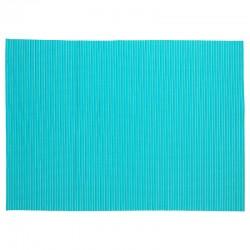 Tapis de salle de bain en mousse 65X90cm - Turquoise