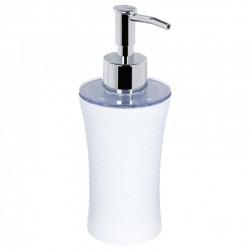 Distributeur de savon strié - Gris