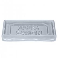 Porte savon 100% SAVON 100 - Bleu