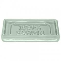 Porte savon 100% SAVON 100 - Vert