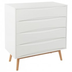 Commode ABAN - Blanc