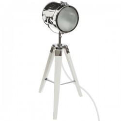Lampe H68cm EBOR - Blanc