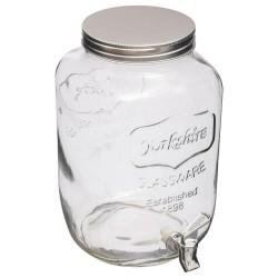 Distributeur de boisson 8L - Transparent