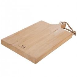 Planche à découper rectangle XL à poignée