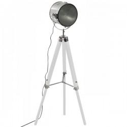 Lampadaire H152cm EBOR - Blanc