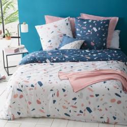 Parure de lit TERRAZZO 240X220cm - Multicolore