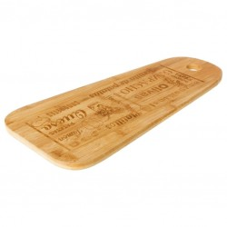 Planche à découper en bambou TAPAS