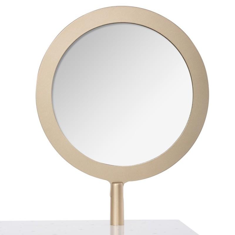 ... Coiffeuse Avec Miroir Pour Enfant ETHNIC   Blanc ...