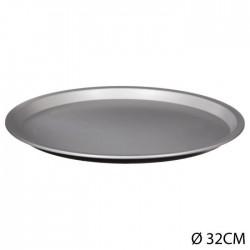 Plaque à pizza 32cm LA SIGNATURE - Noir