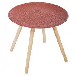 Table à café MILEO, BLUSH LIVING - Terracota