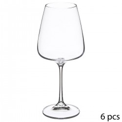 Lot de 6 verres à eau 45cL SELENGA - Transparent